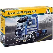 Italeri 3910 - Scania 143m Topline 4x2 Model Kit  Scala 1:24
