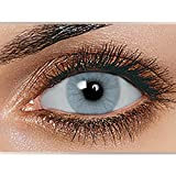 Swiftt Farbige Kontaktlinsen 1 Paar(2 Stück) Ohne Stärke - Verschiedene Farben - Jahreslinsen - Durchmesser: 14.50mm - Krümmungsradius: 8.60° - Wassergehalt: 38% - Angenehm zu Tragen