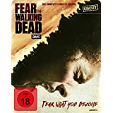 Fear the Walking Dead - Die komplette dritte Staffel - Uncut/Steelbook