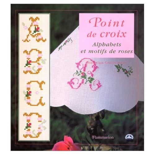 Alphabets et motifs de roses