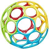 Oball Classic Flexibel en gemakkelijk vast te pakken ontwerp, Meerkleurig