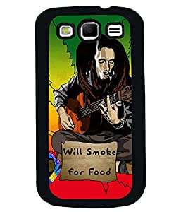 PrintVisa Back Cover for Samsung Galaxy S3 (Multi-coloured)
