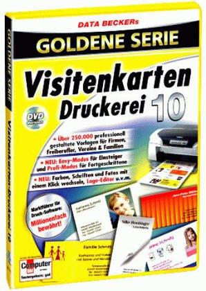 Visitenkarten-Druckerei 10