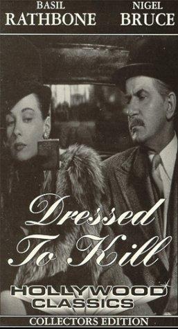Preisvergleich Produktbild Dressed to Kill [VHS]