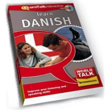 World Talk Learn Danish: Improve Your Listening and Speaking Skills - Intermediate (PC/Mac)