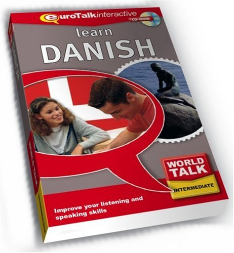 World Talk Learn Danish: Improve Your Listening and Speaking Skills - Intermediate (PC/Mac)