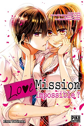 Love Mission Impossible ? Edition simple One-shot