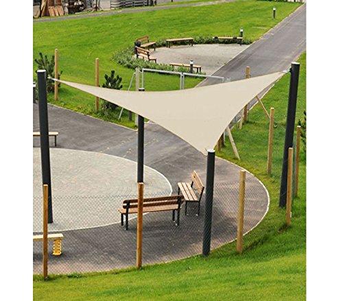 Vela parasole sail-sun, impermeabile Sand Shade Garden patio Awning Canopy