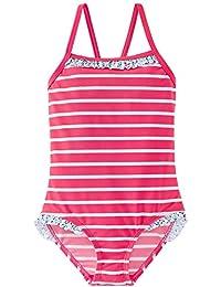 Schiesser Mädchen Einteiler Aqua Badeanzug