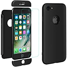 custodia iphone 8 nero
