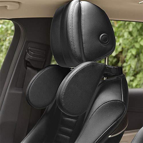 Ariymap Car Seat Pillow Headrest Neck Support Travel Sleeping Cushion for Kids Adults