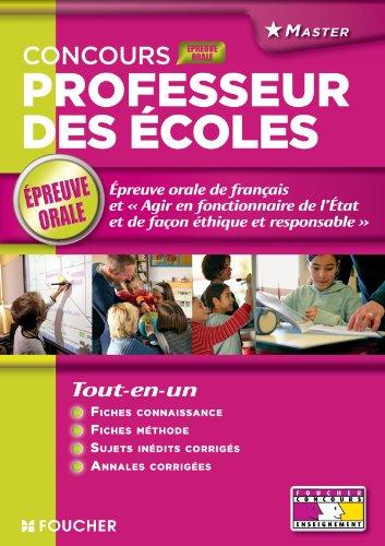 Présentation de la préparation d'une séquence d'enseignement en francais et interrogation sur la compétence : Agir en fonctionnaire de l'état et de facon éthique et responsable