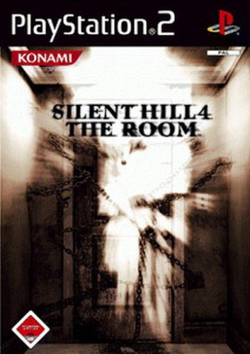 Silent Hill 4 - The Room (Horror Ps2 Spiele)
