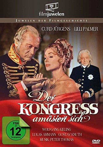 """Bild von Der Kongress amüsiert sich (""""Der Kongress tanzt"""") - Filmjuwelen"""