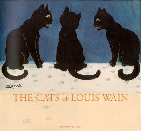 Les chats de Louis Wain