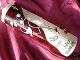 Hochzeitskerze 250/70 mm inkl. Beschriftung H-02