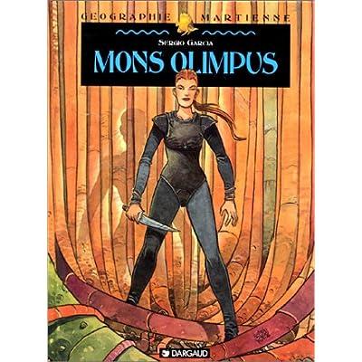 Géographie martienne, tome 2 : Mons Olimpus