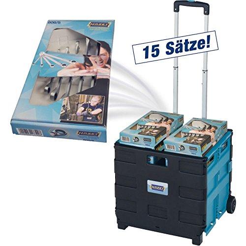 HAZET 606/5-SO Shopping Cart Ratschenschlüssel