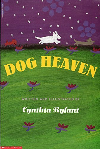 dog heaven by cynthia rylant (1995-08-01)