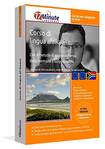 Preisvergleich Produktbild Corso di Afrikaans (CORSO PER VIAGGIARE)