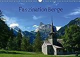 Faszination Berge (Posterbuch DIN A3 quer): Die Welt der Berge mit ihren Berggipfeln, Seen, der Architektur und den tierischen Bewohnern. (Posterbuch, ... [Taschenbuch] [Dec 23, 2012] kattobello, k.A.