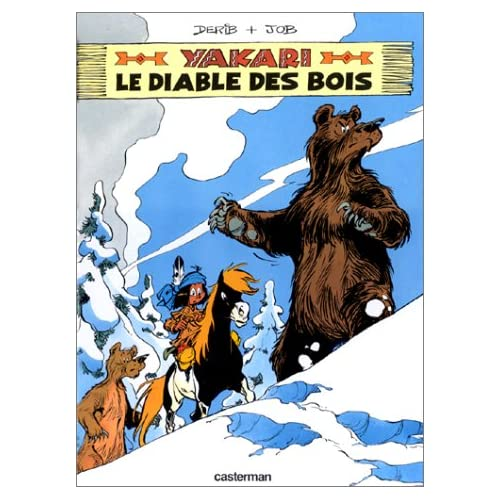 Yakari, tome 20 : Le Diable des bois