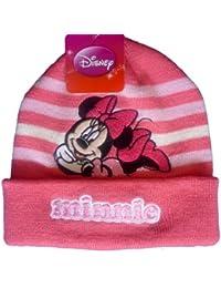 Bonnet Minnie Mouse Disney, Image Brodée - Marchandise certifiée Disney