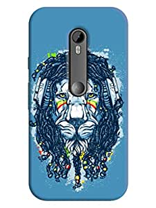FABTODAY™ Printed Back Cover for Motorola Moto G Turbo Edition