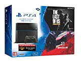 Consoles Ps4 Best Deals - Sony PS4 1 TB Console with Software Outside Box Pasted - Ultimate Player Edition (Free Games: TLOU, DC and Infamous Second)