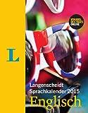 Langenscheidt Sprachkalender 2015 Englisch - Kalender