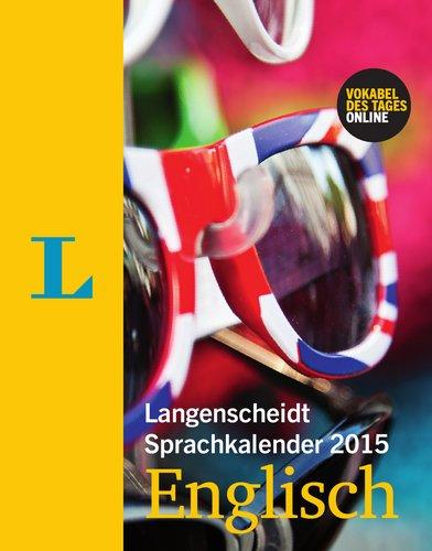 Langenscheidt Sprachkalender 2015 Englisch