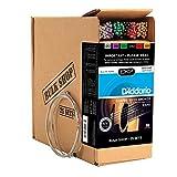 D\'Addario Cordes pour guitare acoustique avec revêtement D\'Addario EXP11, 80/20, Light, 12-53, 25 jeux