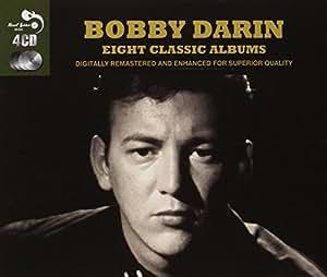 8 Classic Albums [Audio CD] Bobby Darin