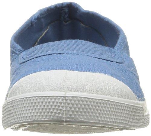 Bensimon Tennis Elastique, Sneaker Donna Blu (blau - Bleu (denim 563))