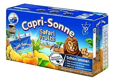 Capri-Sun Safari Fruits, 4 x 10 x 200 ml