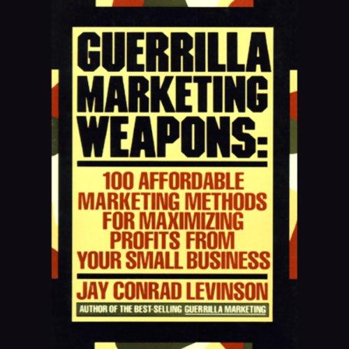 Guerilla Marketing Weapons  Audiolibri