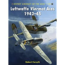 Luftwaffe Viermot Aces 1942-45 (Aircraft of the Aces, Band 101)