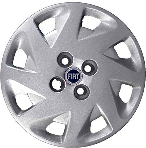 Aftermarket - Juego de 4 tapacubos para ruedas de 14 pulgadas (35,56 cm
