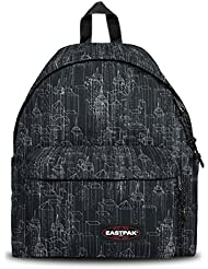 sac eastpak padded rouge