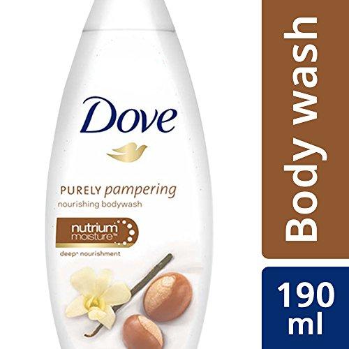 Dove Shea Butter and Warm Vanilla Body...