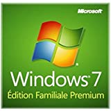 Windows 7 OEM Edition Familiale Premium - 64 bits