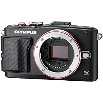 Olympus PEN LITE E-PL6 - Cámara digital Negro