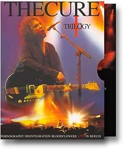 The Cure : Trilogy - Édition 2 DVD