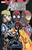 Avengers Academy: Arcade - Death Game (English Edition)