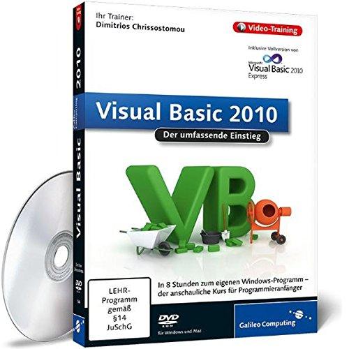 Visual Basic 2010: Das umfassende Einsteigertraining