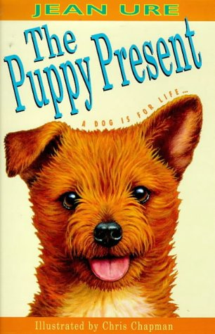 The puppy present