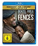 Fences Bluray