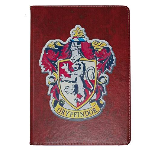 Apple iPad Mini 1,2,3 Folio Harry Potter Häuser Hülle / Schützendes PU Leder Smart Flip Hülle / iCHOOSE / Haus Gryffindor - Ipad Harry Potter Mini Case