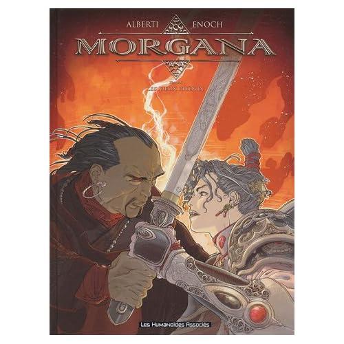 Morgana, Tome 3 : Les deux phénix