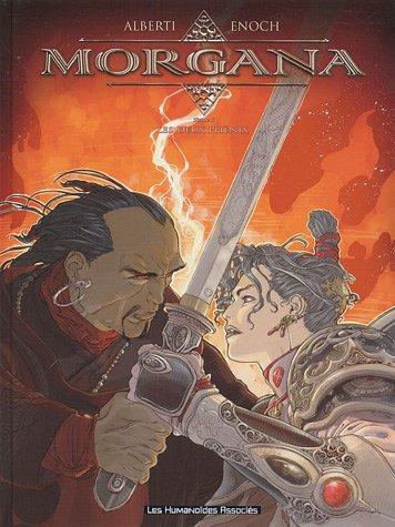 Morgana, Tome 3 : Les deux phénix par Mario Alberti